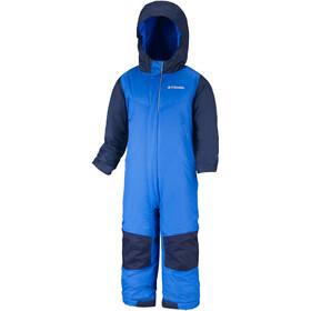 Columbia Buga II Suit Youths Super Blue/Collegiate Navy